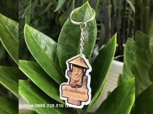 Móc Khóa MIca Viet Nam HOME